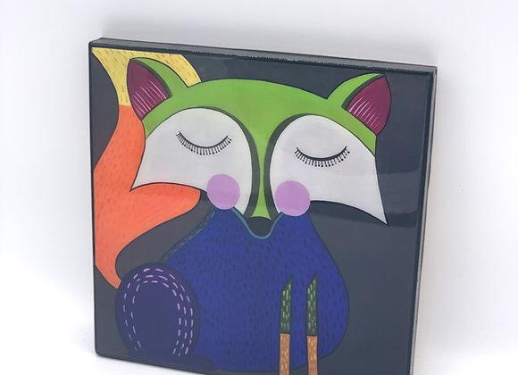 "Fox art 8x8"""