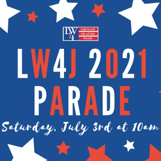 Lakewood 4th of July Parade