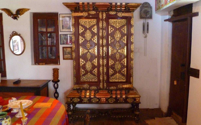 Dutch period V.O.C cupboard
