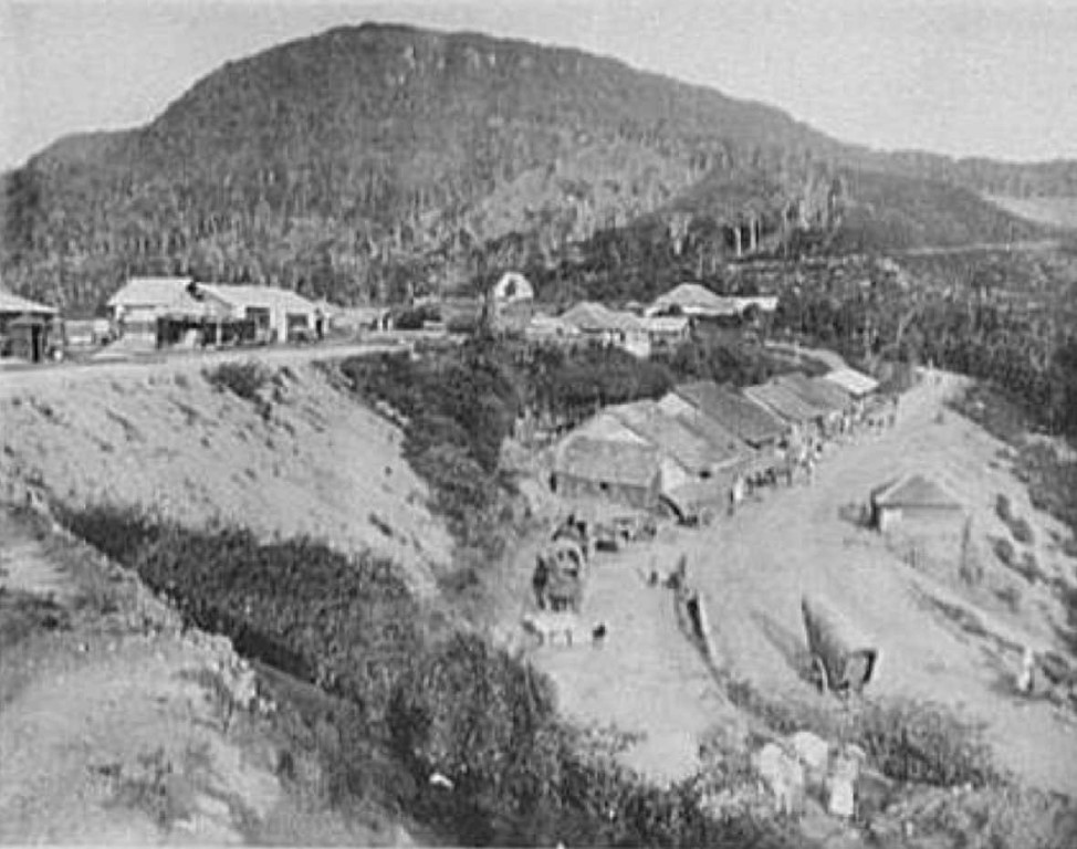 Haputale 1 century ago