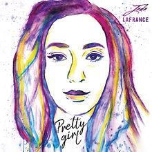 Jada LaFrance - Pretty Girl Album Cover