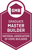 Graduate Master Builder from NAHB