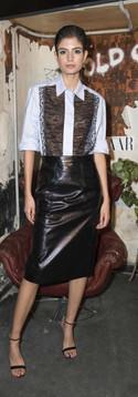 Nuria Rothschild Fiesta Harper's Bazaar