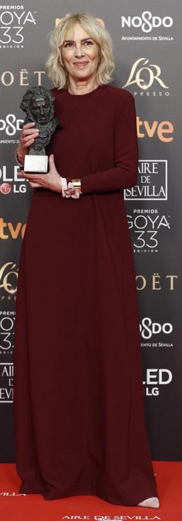 Susi Sánchez Gala Premios GOYA 2019
