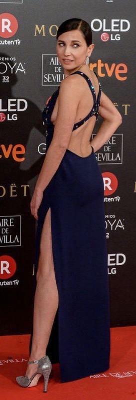 Marian Álvarez Gala Premios GOYA 2018