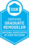 Certified Graduate Remodeler from NAHB