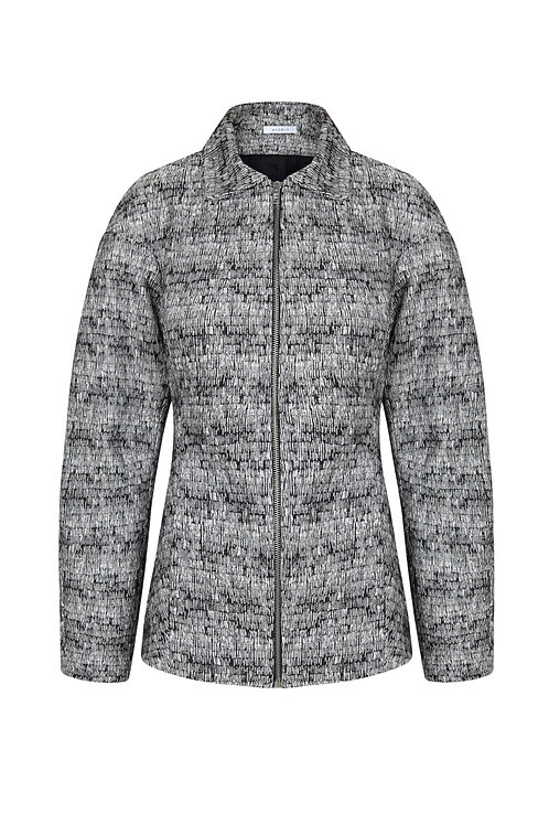 CHAQUETA TWEED VOLUMEN