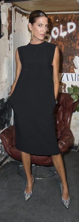 Laura Sánchez Fiesta Harper's Bazaar