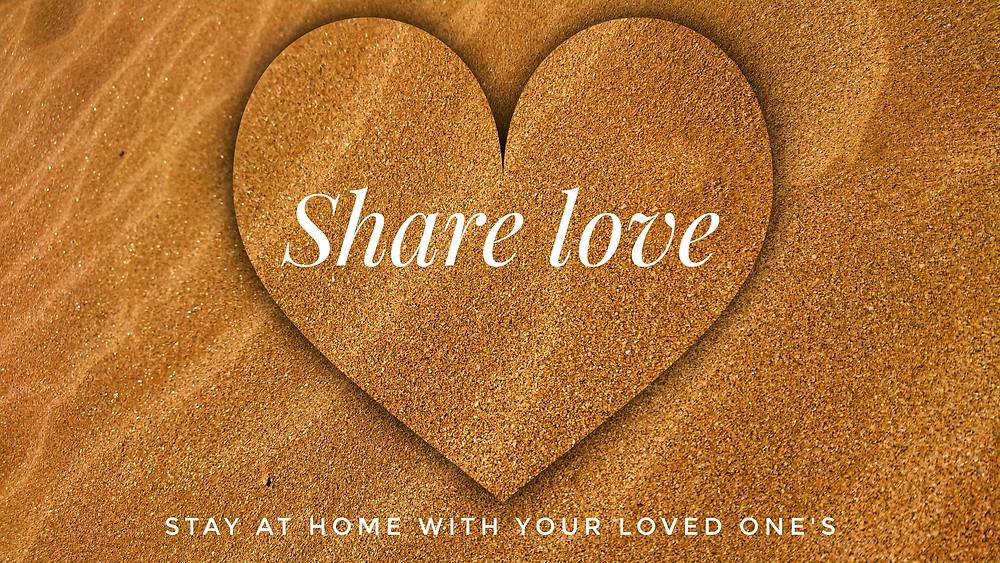 Share love image