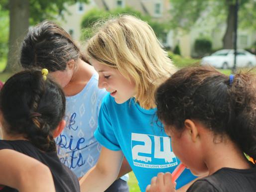 Volunteering in STEM: The Best Teacher