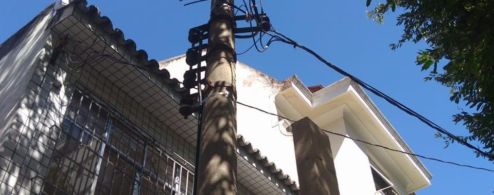 Instalações Elétricas, Reforma de PC de Luz, Modernização de PC de Luz, Aumento de Carga.