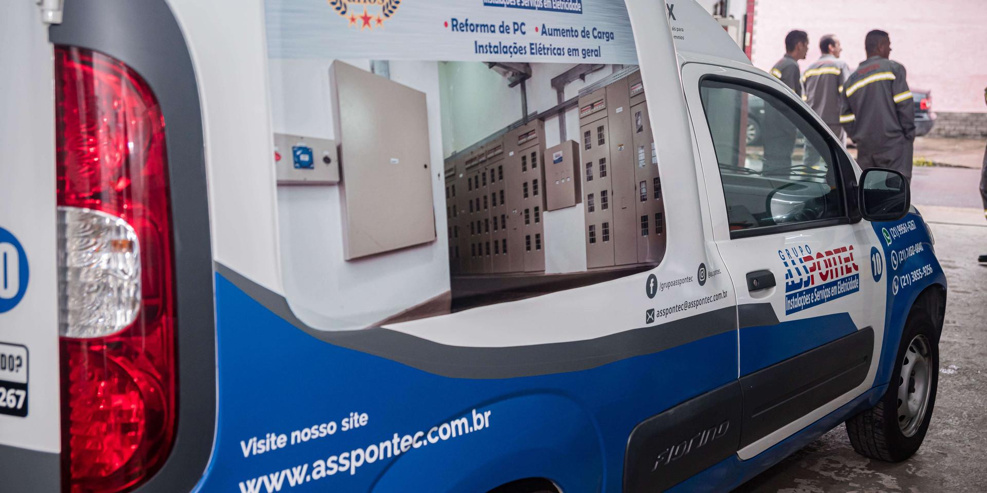 ASSPONTEC - Empresa de Instalações Elétricas
