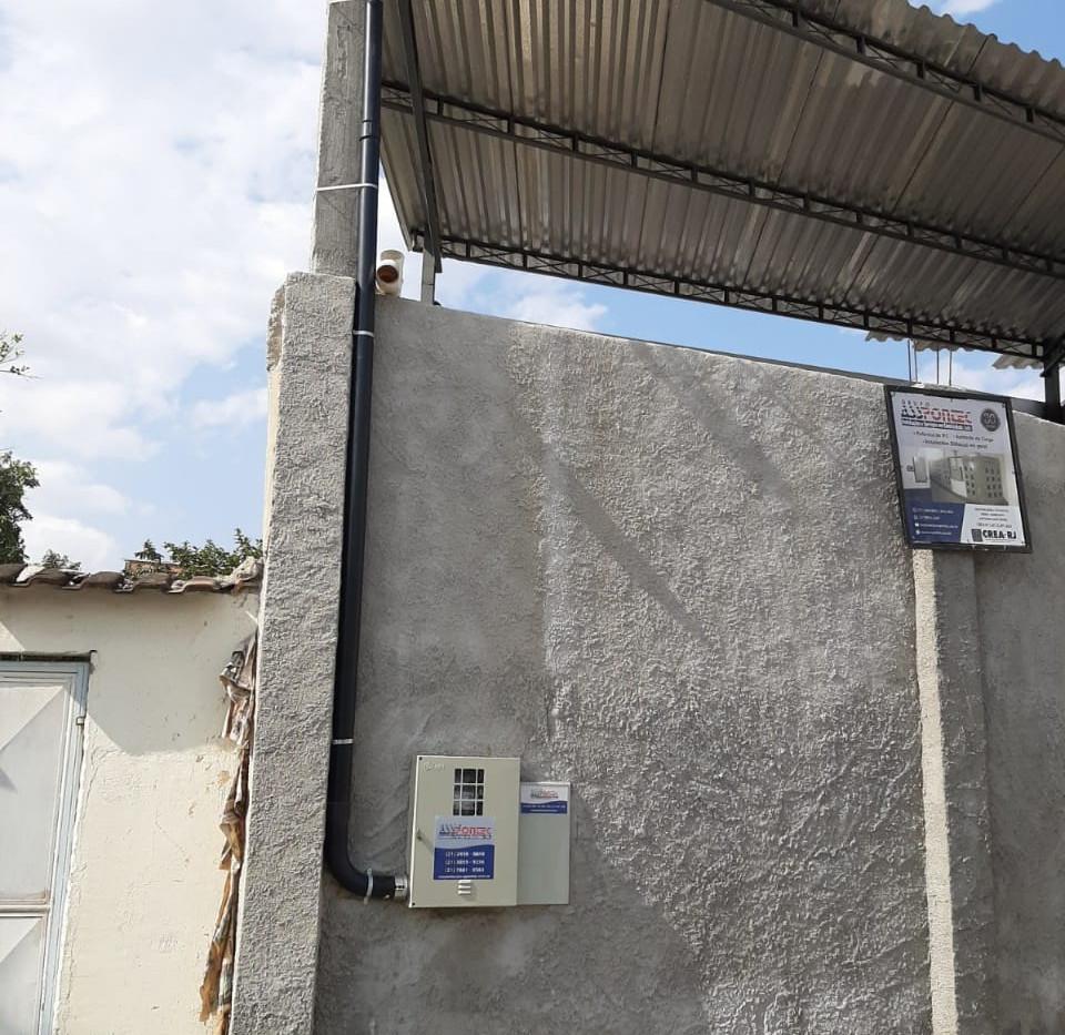 ASSPONTEC - Empresa de Serviços Elétricos no Rio de Janeiro - Reforma de PC