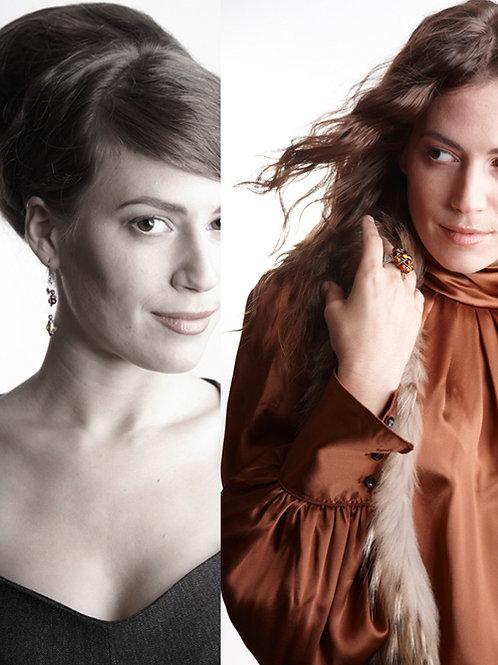 Frauenportraits mit Visagistin