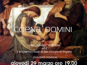 Giovedì santo - Coena Domini