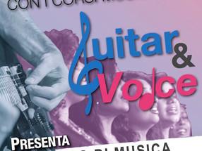 Al 1° Saggio Guitar&Voice ci siamo anche noi!!