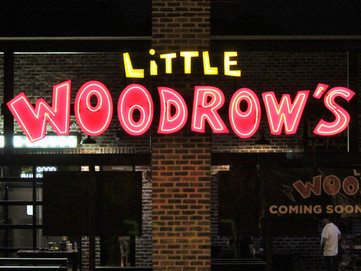 Little Woodrow's--Big Dissapointment