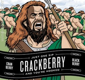 Bishop Cider Co.'s Crackberry