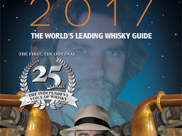 Whisky Bible 2017:  A Great Winter Resource