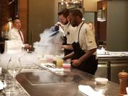 Stephan Pyles Flora Street Cafe:  Great Food, Beautiful Atmosphere