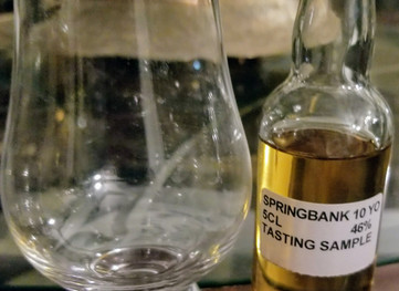Springbank 10: Something I've Never Tried Before