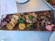 Interesting Times, but not Interesting Food, at Feed Company Eatery & Bourbon Lounge