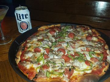 Louie's Pizza--the G.O.A.T. Lives in East Dallas