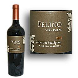 2014 Vina Cobos Cabernet Sauvignon Felino