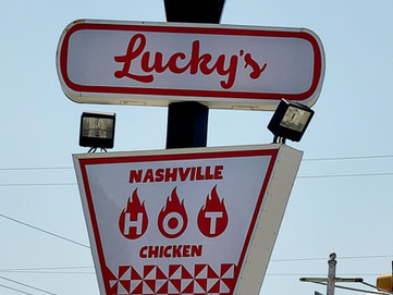 Lucky's Hot Chicken is the Real Deal