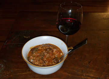 Cassoulet While Away