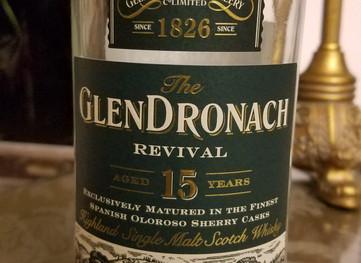 GlenDronach 15:  A Fitting Tribute to Winston Churchill