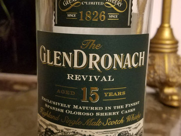 GlenDronach 15:  A Fitting Tribute to Winston Churchill