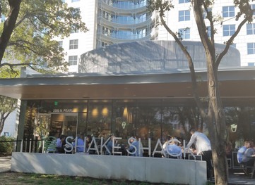 Shake Shack--Not Quite as Good as the Hype, but Close
