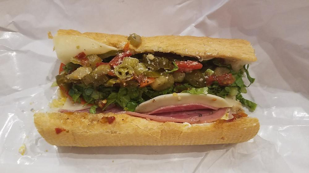 Jimmy's Italian Sub