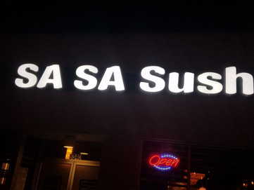 Sa Sa Sushi is a Great Neighborhood Addition