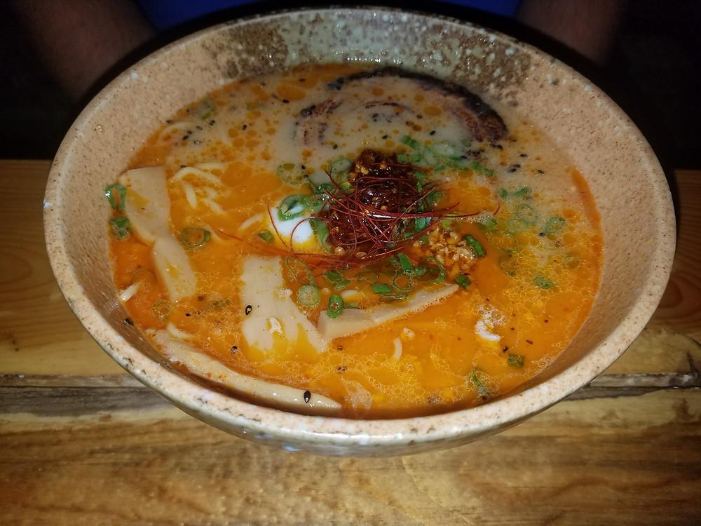 Wabi House Spicy Miso