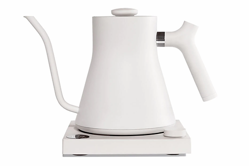 FELLOW STAGG EKG ELECTRIC POURING KETTLE - 0.9 LITRES | MATTE WHITE (UK PLUG)