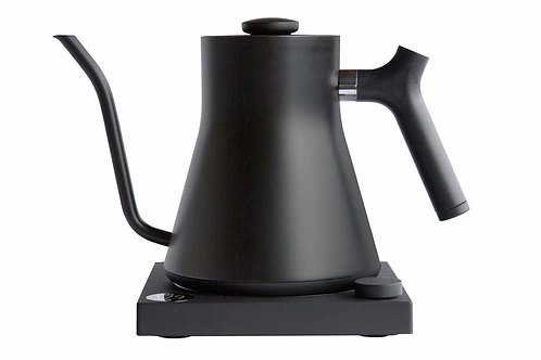FELLOW STAGG EKG ELECTRIC POURING KETTLE - 0.9 LITRES | MATTE BLACK (UK PLUG)