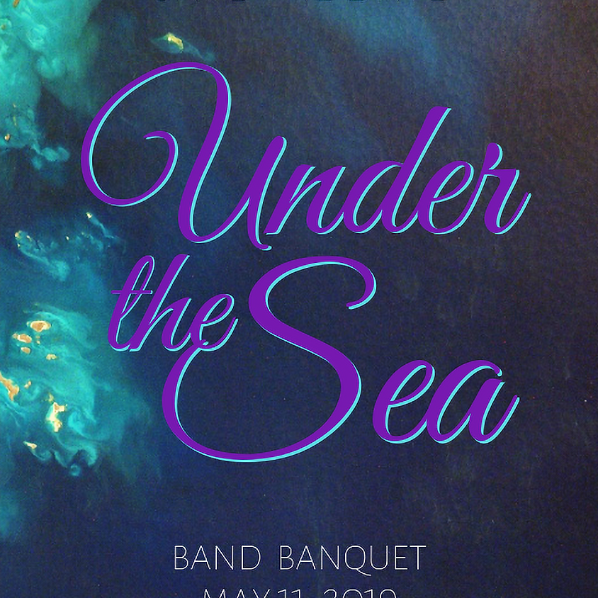 SAVE THE DATE - Band Banquet