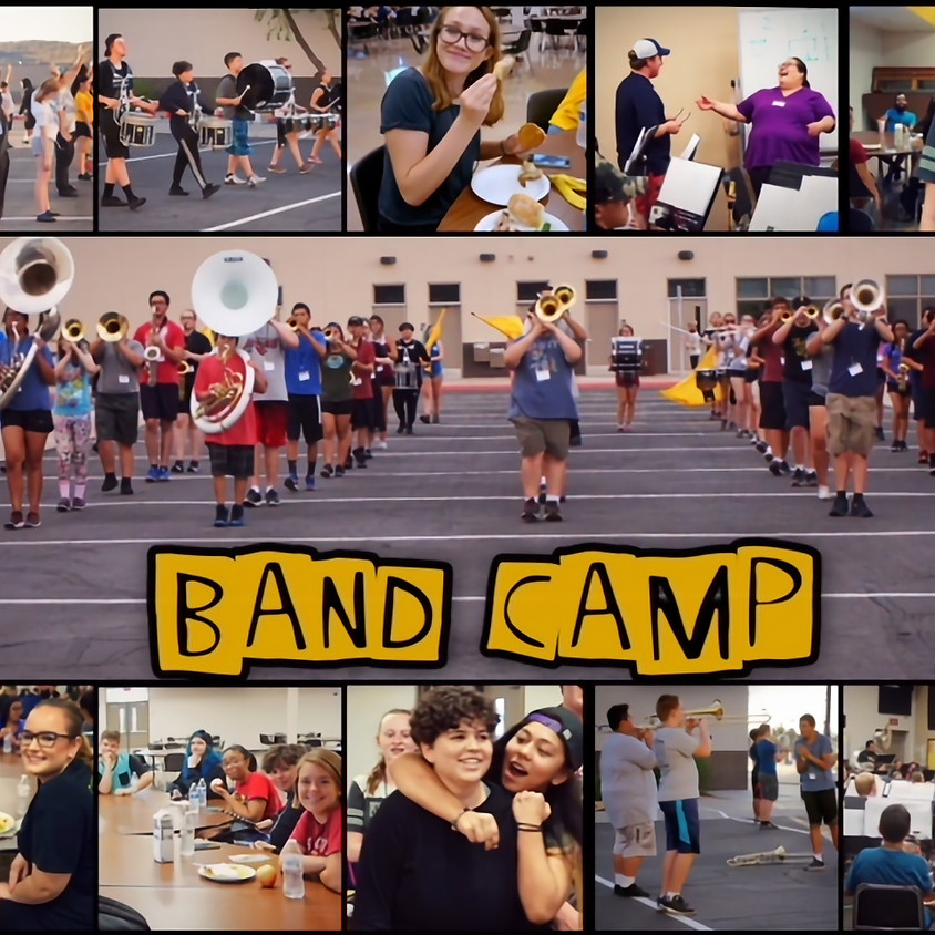 Band Camp Concert