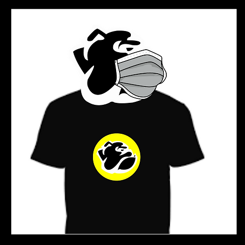 Band Shirt & Mask Combo