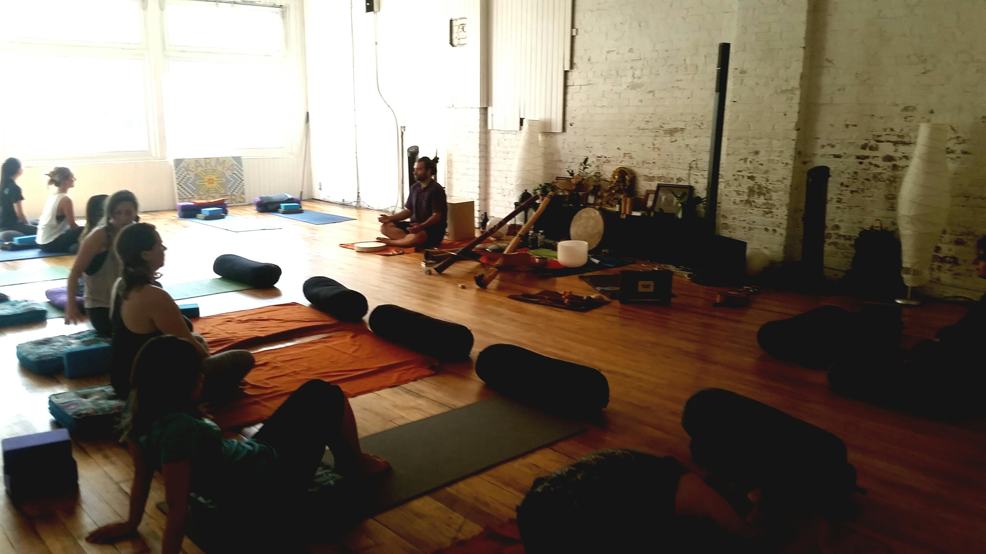 Karma Yoga Event Vancouver BC