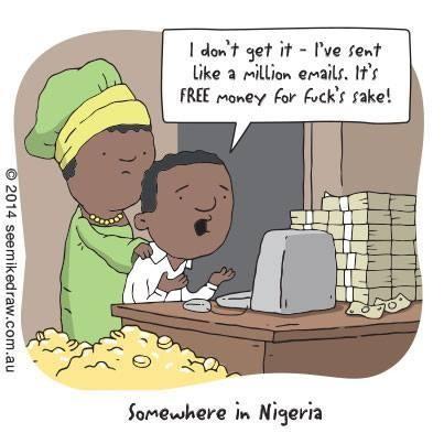 En algún lugar de Nigeria
