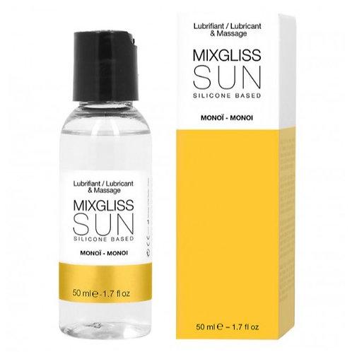 Lubrifiant MixGliss Silicone Sun Monoï 50 ml