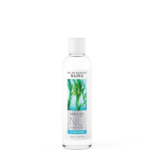 Lubrifiant & Massage gamme Eau MixGliss Nü Algue 150 ml