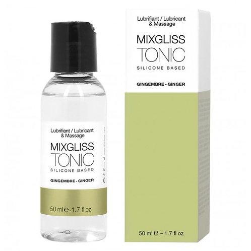 Lubrifiant MixGliss Silicone Tonic Gingembre 50 ml