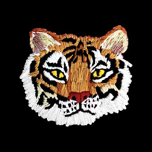 Stitched Tiger