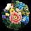 Thumbnail: Stitched Bouquet