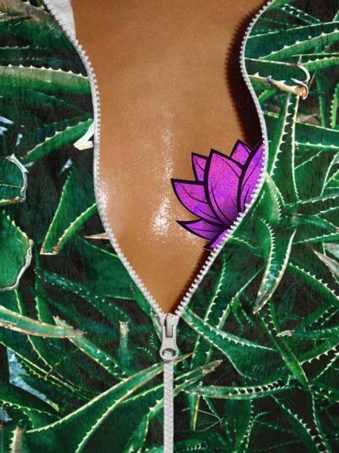 Pasties Fleurs de Lotus by Pastease