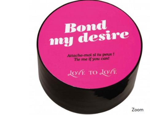 Bond My Desire Love to Love